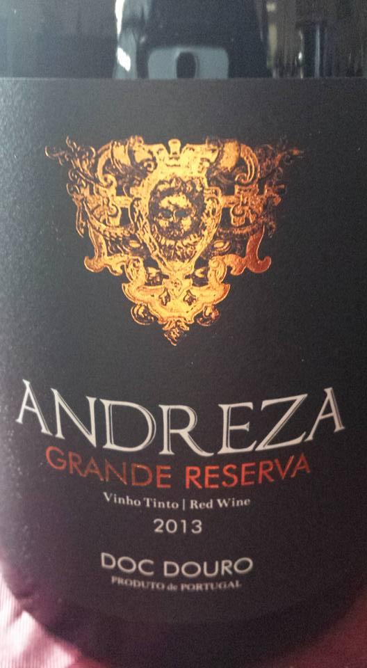 Andreza – Grande Reserva 2013 – Douro