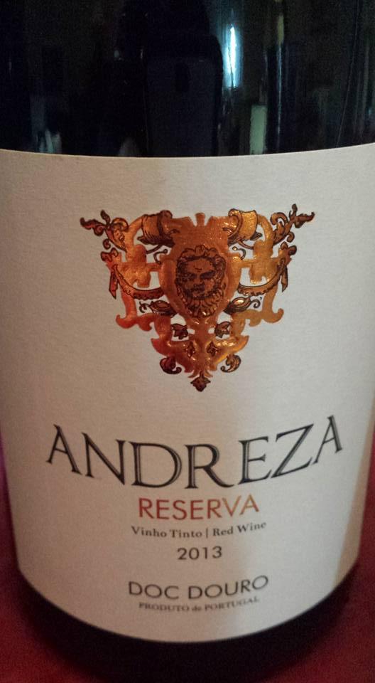 Andreza – Reserva 2013 – Douro