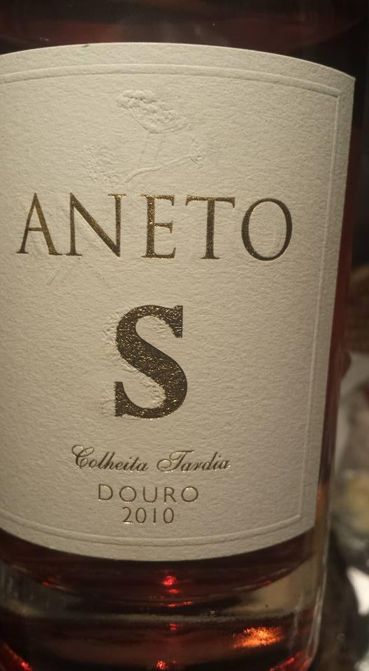 Aneto – S Late harvest 2010 – Douro