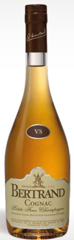 Bertrand – VS – Cognac Petite Fine Champagne