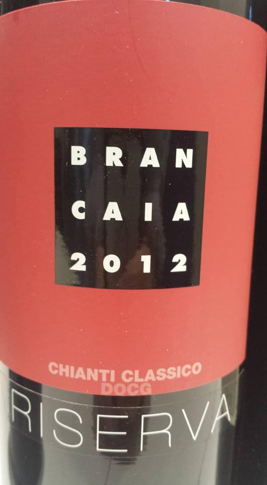 Brancaia 2012 – Chianti Classico Riserva