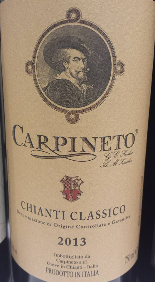 Carpineto 2013 – Chianti Classico