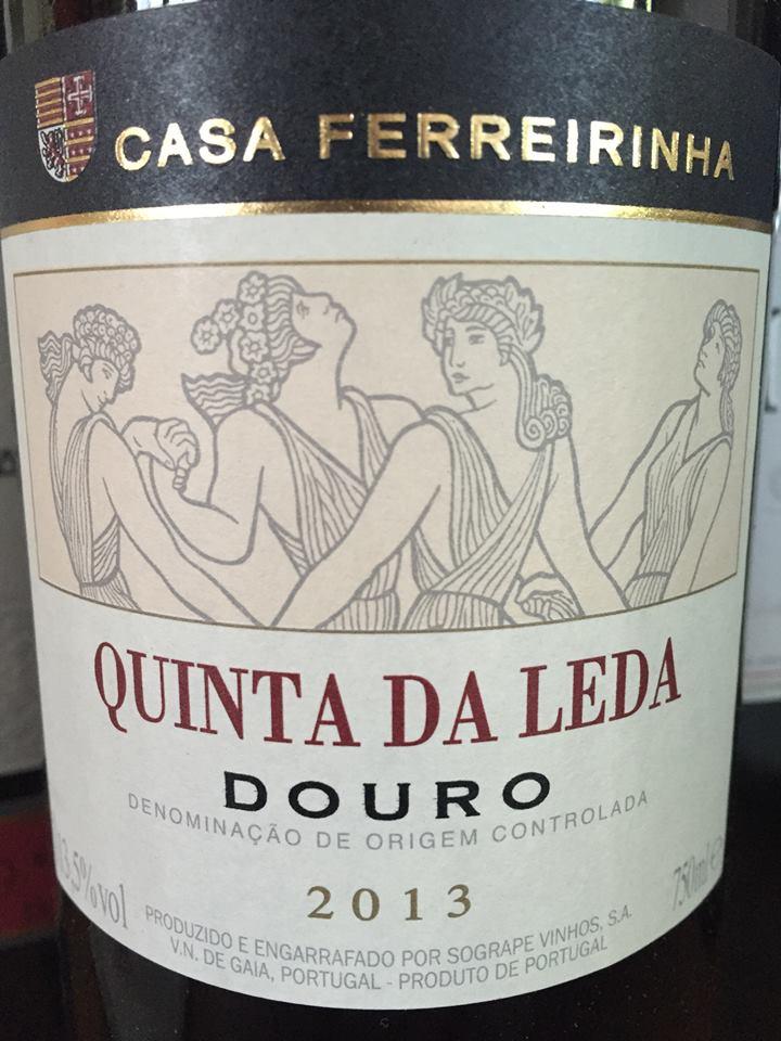 Casa Ferreirinha – Quinta da Leda 2013 – Douro