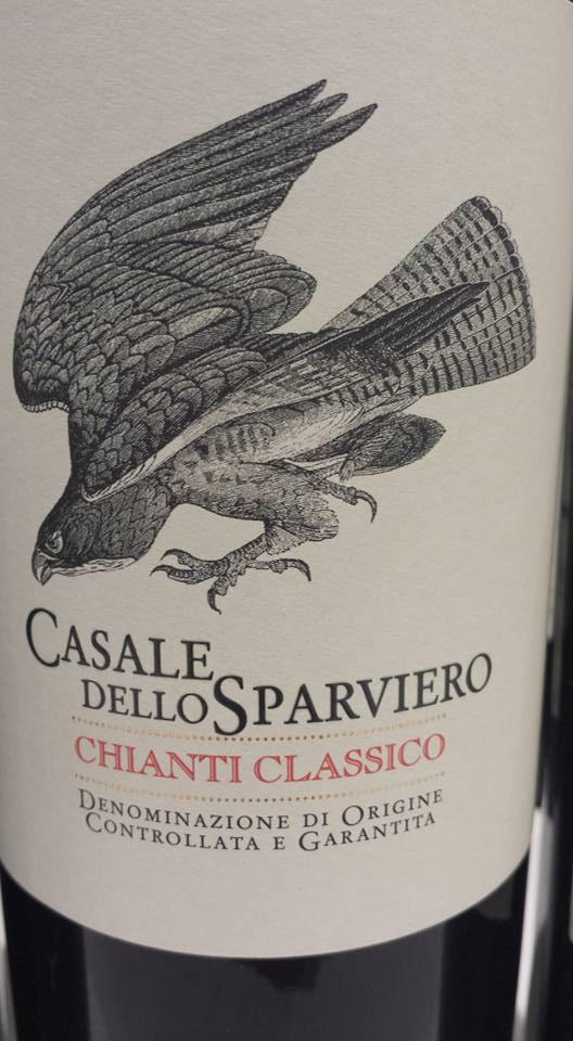 Casale dello Sparviero 2012 – Chianti Classico