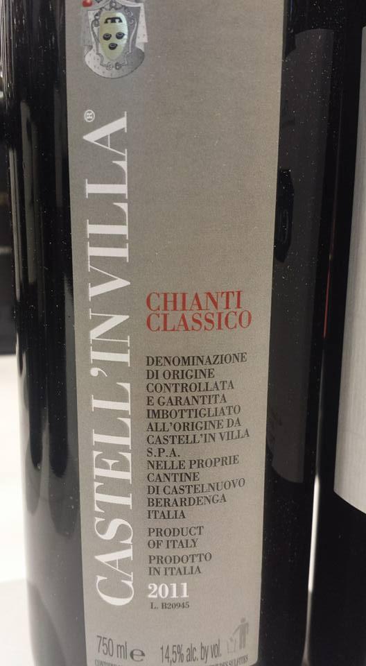 Castell'In Villa 2011 – Chianti Classico