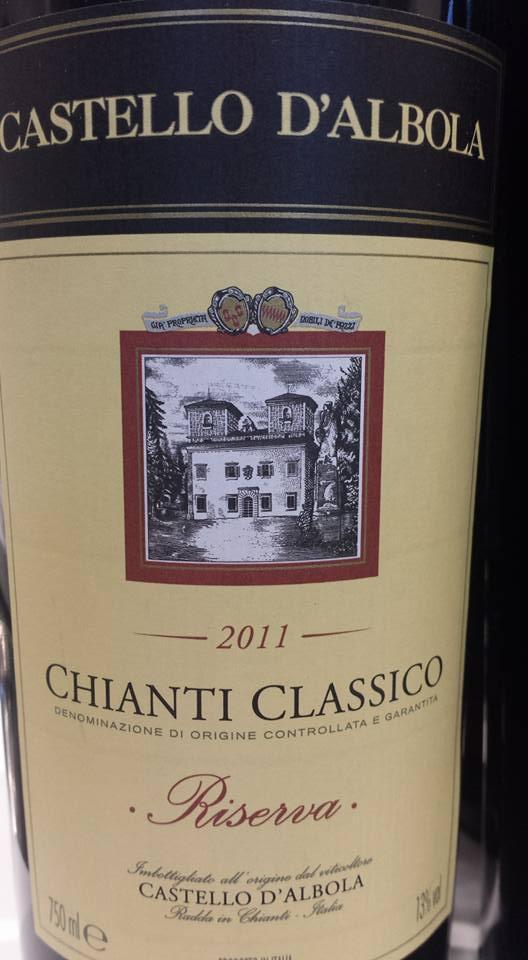 Castello D'Albola 2011 – Chianti Classico Riserva