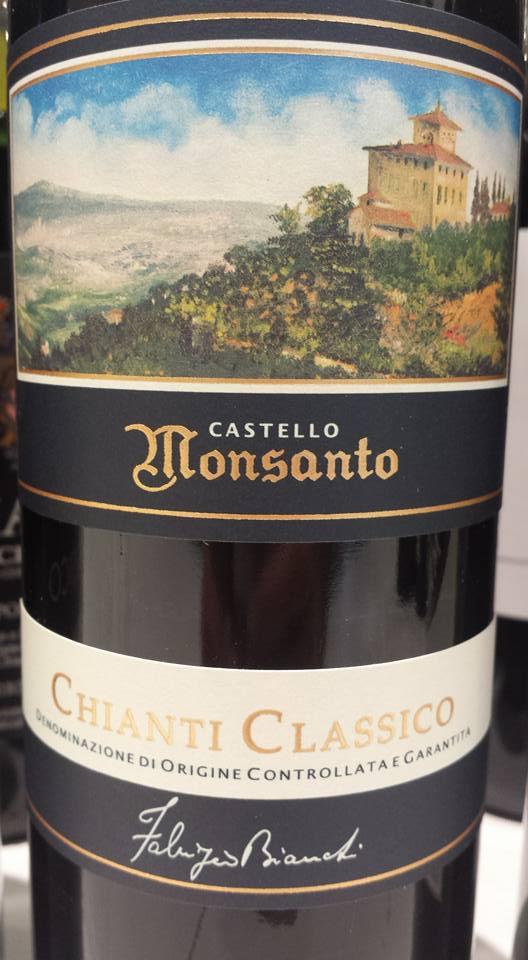 Castello Monsanto 2013 – Chianti Classico