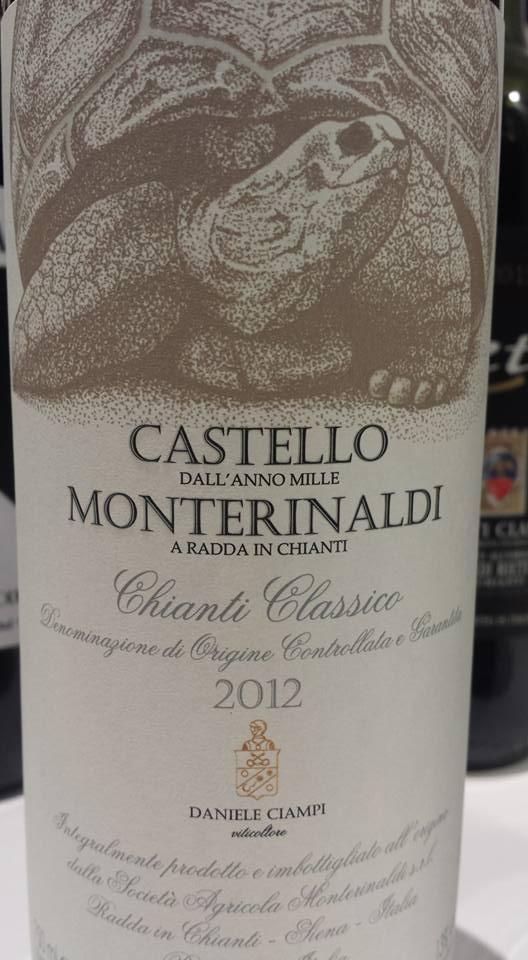 Castello Monterinaldi – Riserva 2011 Chianti Classico
