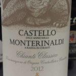 Castello Monterinaldi 2012 – Chianti Classico