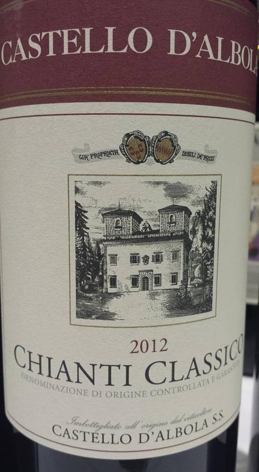 Castello d'Albola 2012 – Chianti Classico