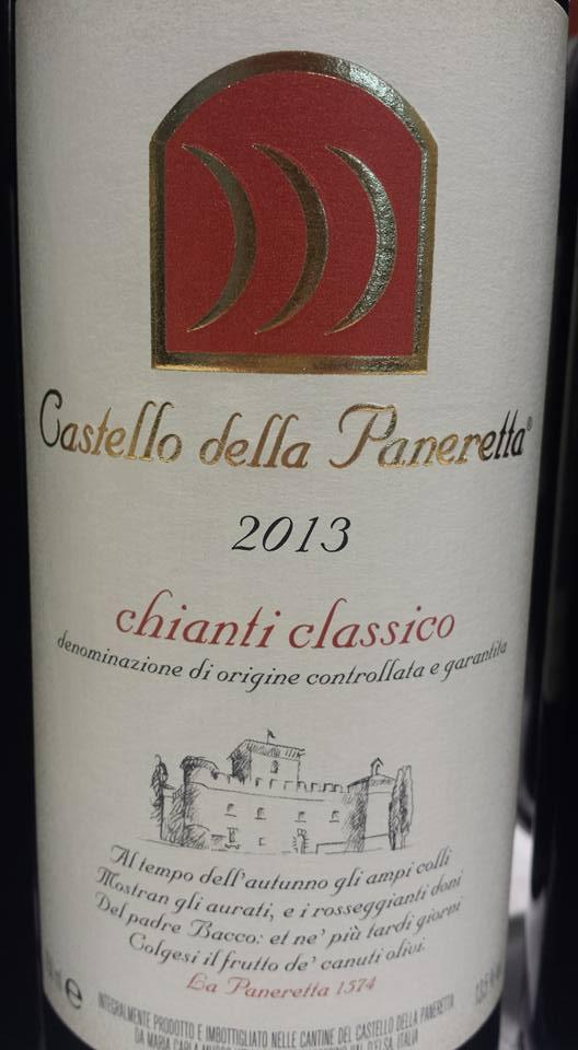 Castello della Paneretta 2013 – Chianti Classico