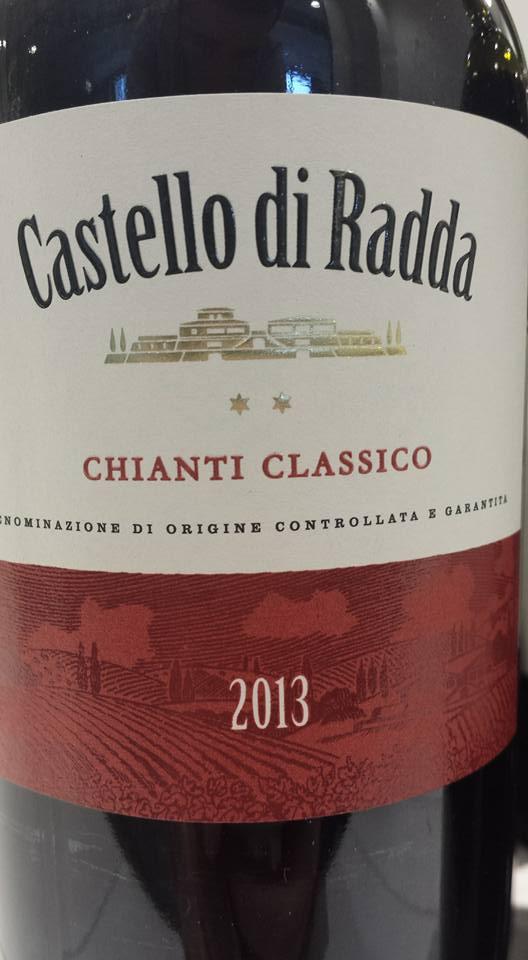 Castello di Radda 2013 – Chianti Classico