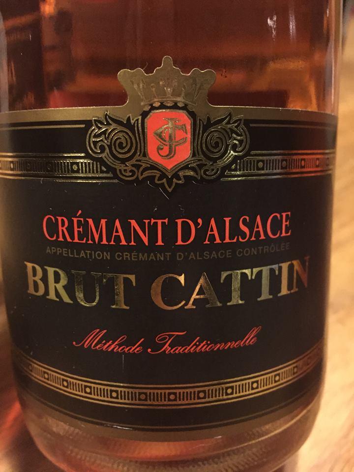 Joseph Cattin – Brut Rosé – Crémant d'Alsace