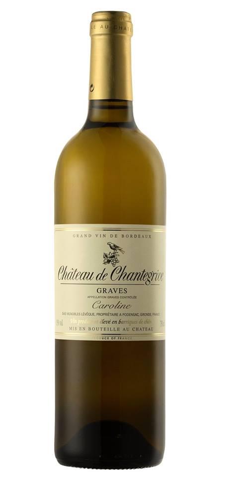 Château Chantegrive – Cuvée Caroline 2012 – Graves