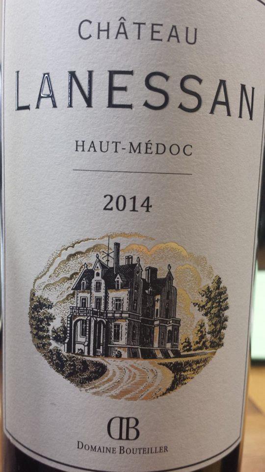 Château Lanessan 2014 – Haut-Médoc