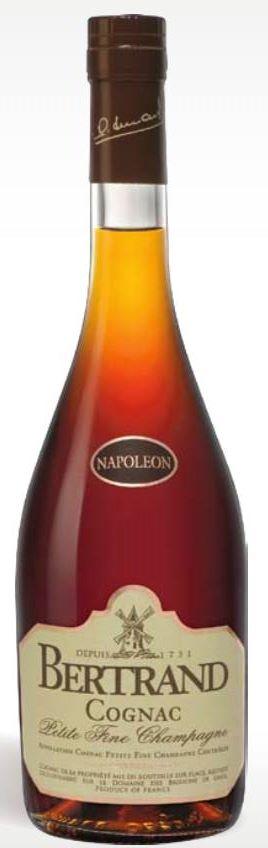 Cognac Bertrand – Napoléon – Cognac Petite Fine Champagne
