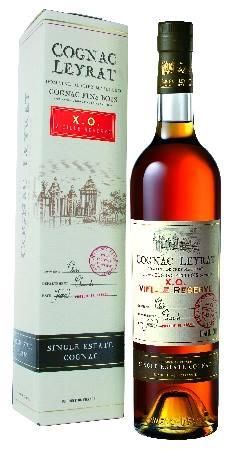 Cognac Leyrat – XO – Elite – Cognac
