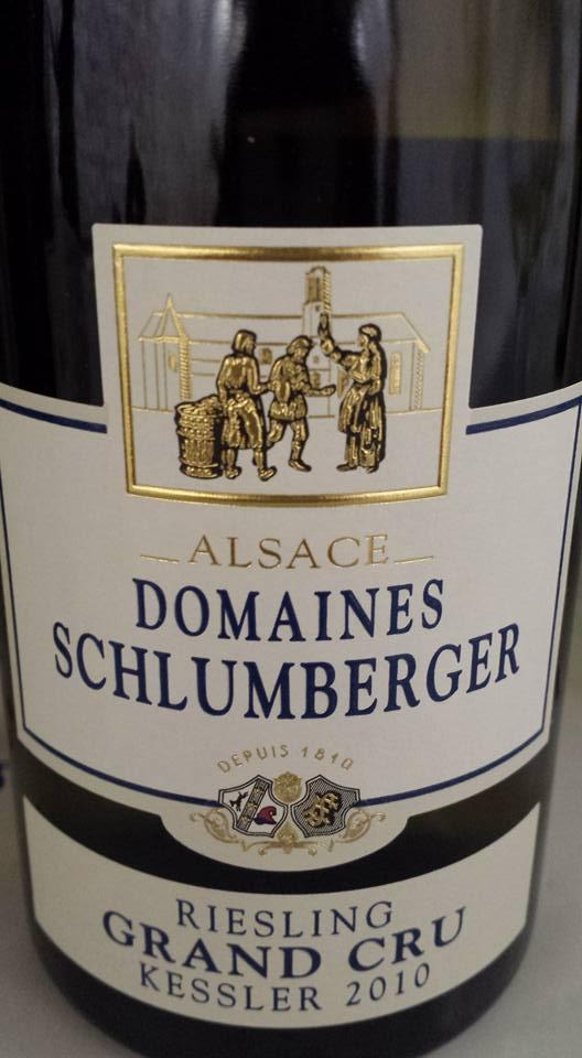 Domaine Schlumberger – Riesling Grand Cru Kessler 2010 – Alsace Grand Cru