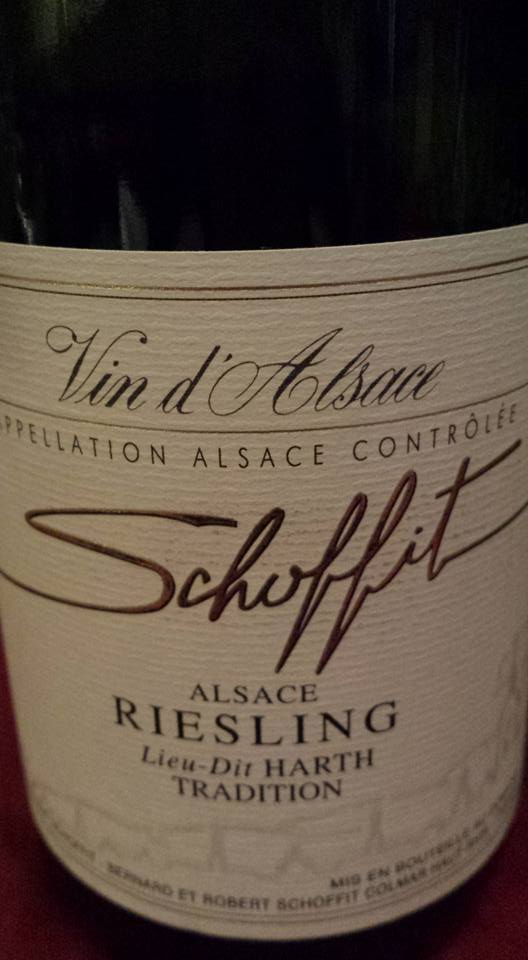 Domaine Schoffit – Lieu dit Harth – Tradition 2013 – Riesling – Alsace