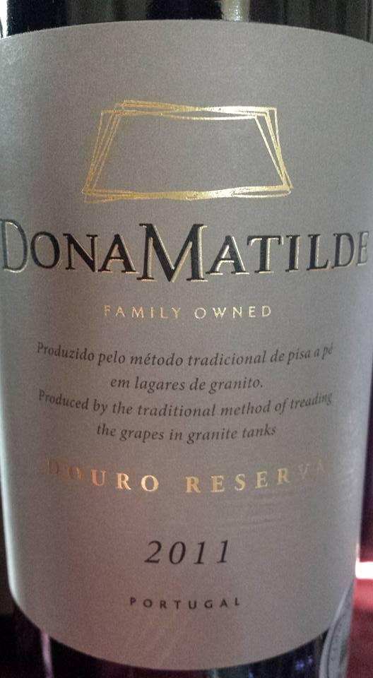 Dona Matilde 2011 – Douro Reserva