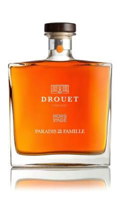 Drouet – Hors d'Âge – Paradis de Famille – Grande Champagne – Cognac