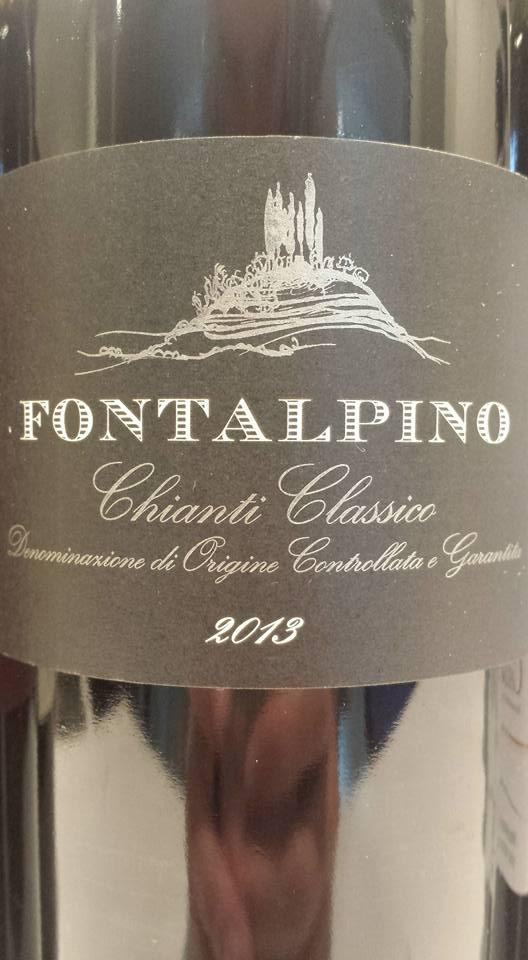 Fontalpino 2013 – Chianti Classico