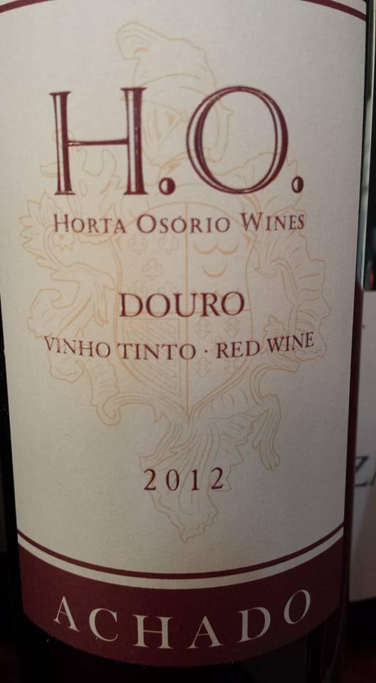 Horta Osorio H.O. – Achado 2012 – Douro