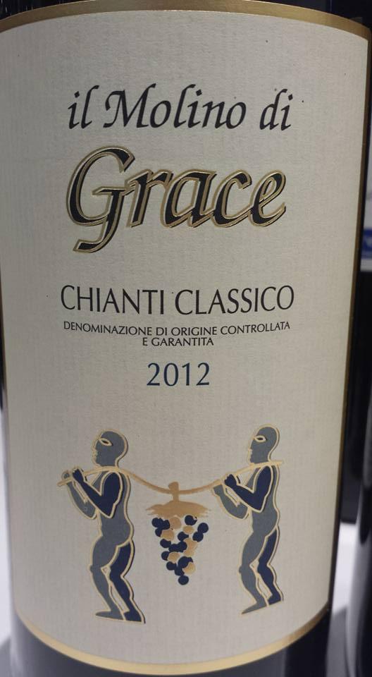 Il Molino di Grace 2012 – Chianti Classico