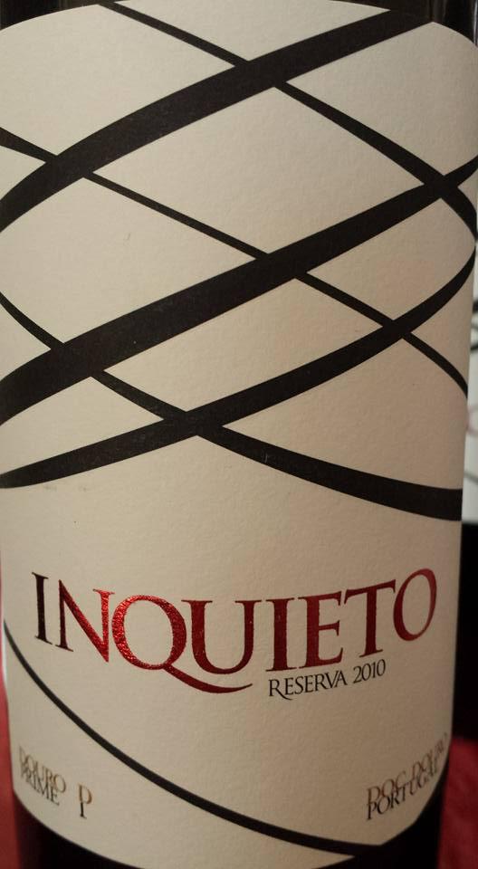 Inquieto – Reserva 2010 – Douro