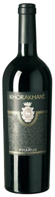 Khorakhané – Vini Pharus 2007 – Marche Rosso