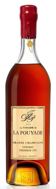 La Fontaine de La Pouyade – Grande Champagne – Cognac 1er Cru