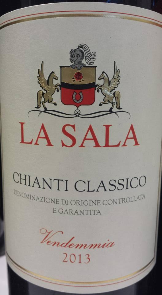 La Sala – Vendemmia 2013 – Chianti Classico