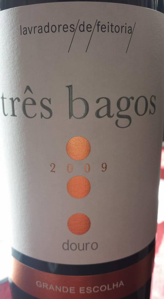 Lavradores de feitoria – Três bagos 2009 – Grande Escolha – Douro