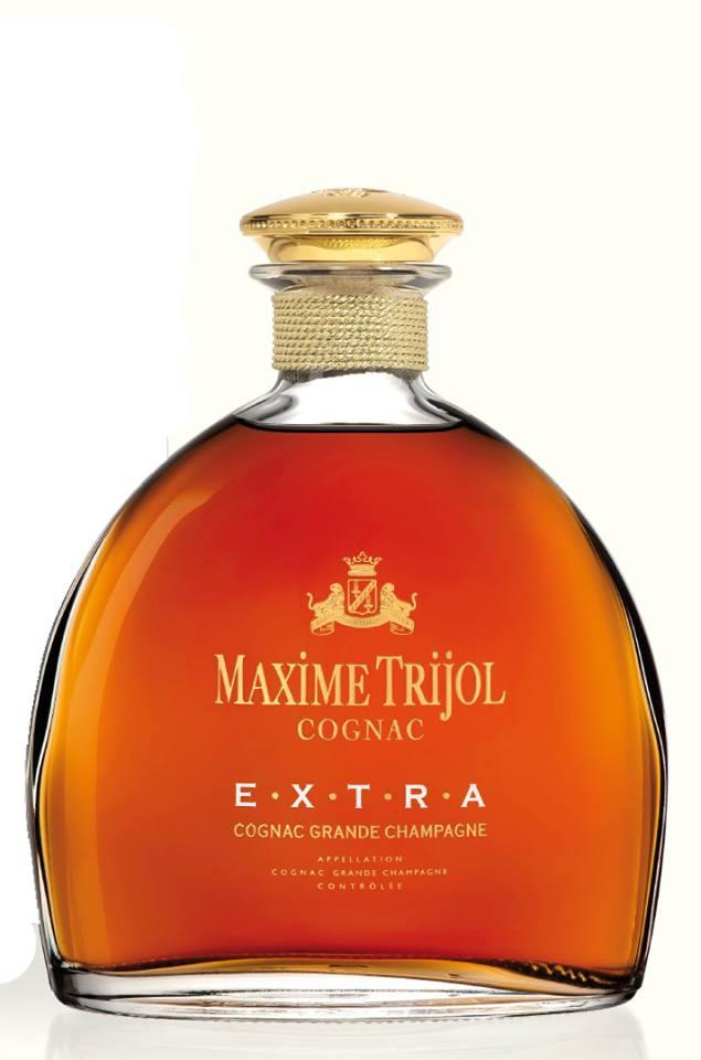 Maxime Trijol – Extra – Cognac Grande Champagne – 1er Cru de Cognac
