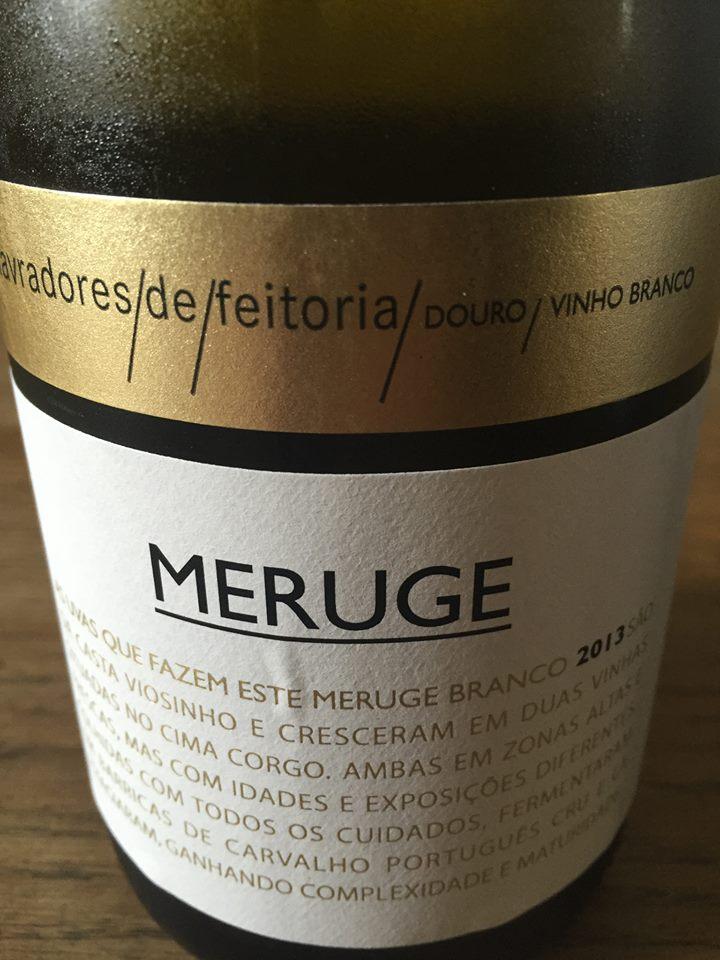 Meruge – Lavradores de Feitoria 2013 – Douro