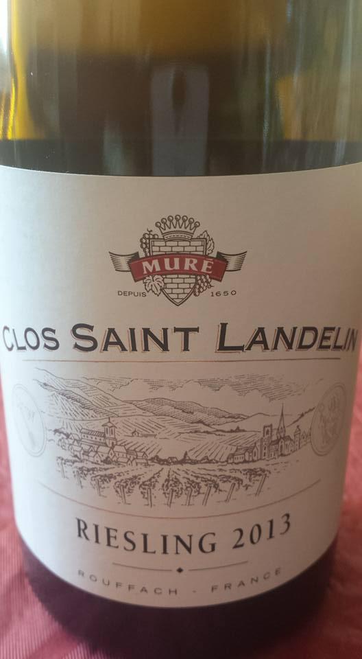 Muré – Clos Saint Landelin – Riesling 2013 – Alsace