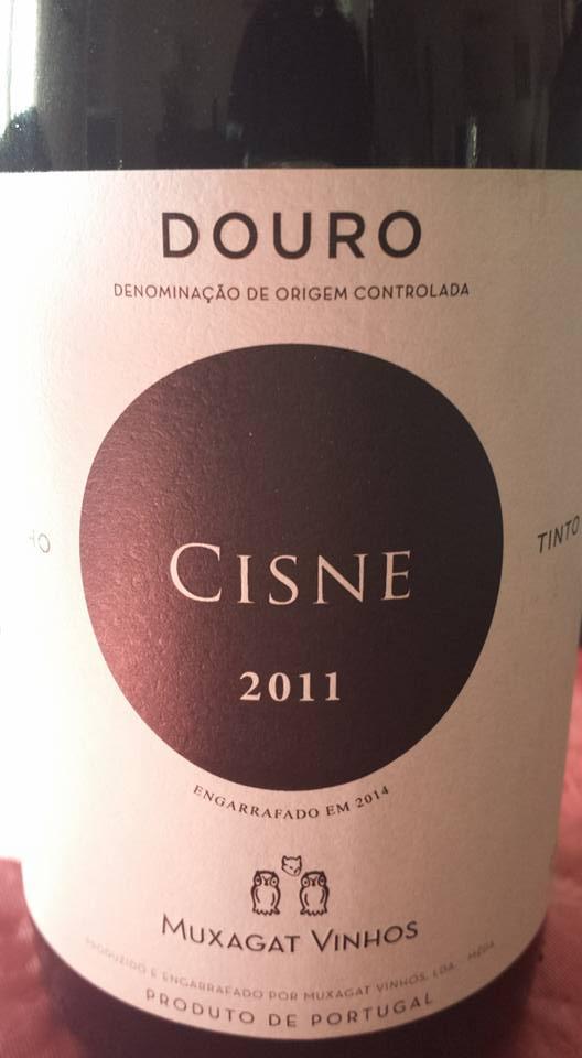 Muxagat Vinhos – Cisne 2011 – Douro