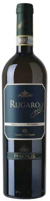 Pharus – Cantina Colli Ripani – Rugaro Gold 2014 – Offida DOCG Pecorino