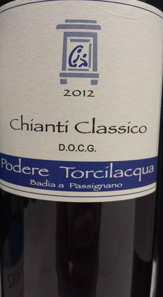 Podere Torcilacqua 2012 – Chianti Classico