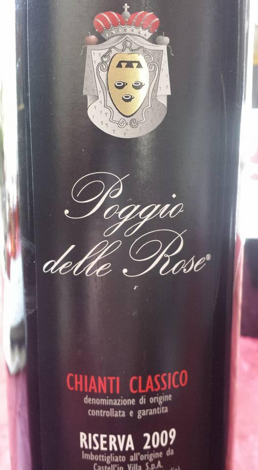 Poggio delle Rose 2009 – Chianti Classico Riserva