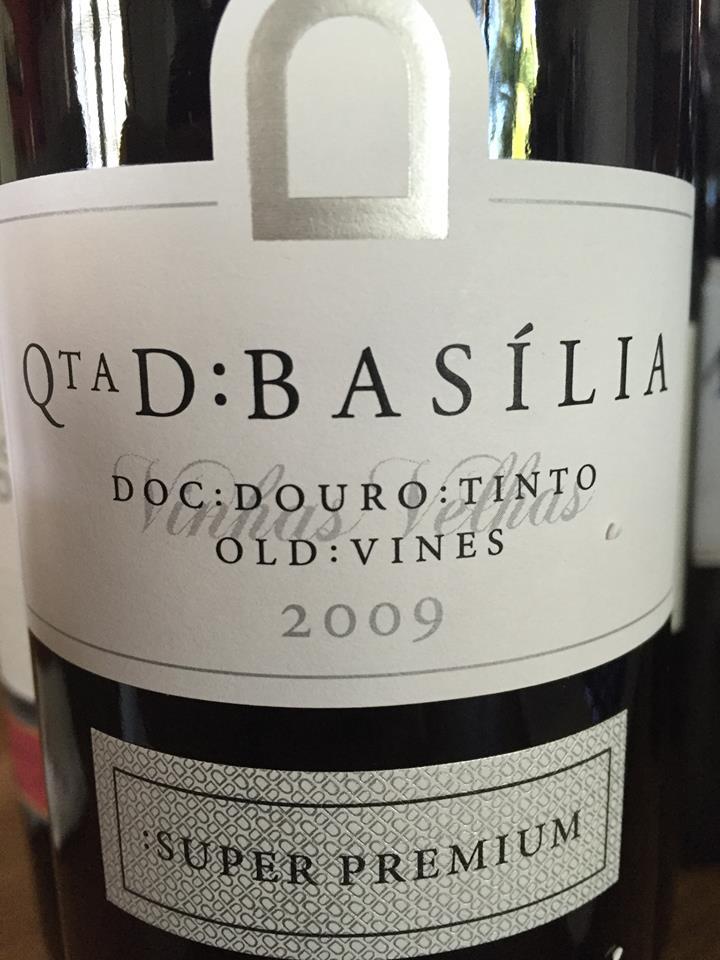 Quinta Da Basilia – Old vines Super Premium 2009 – Douro