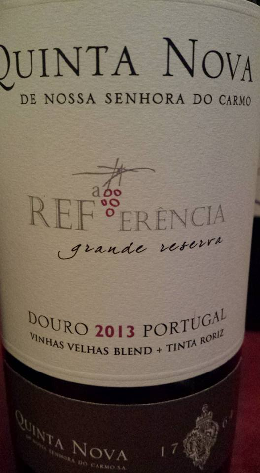 Quinta Nova – Referência – Grande Reserva 2013 – Douro