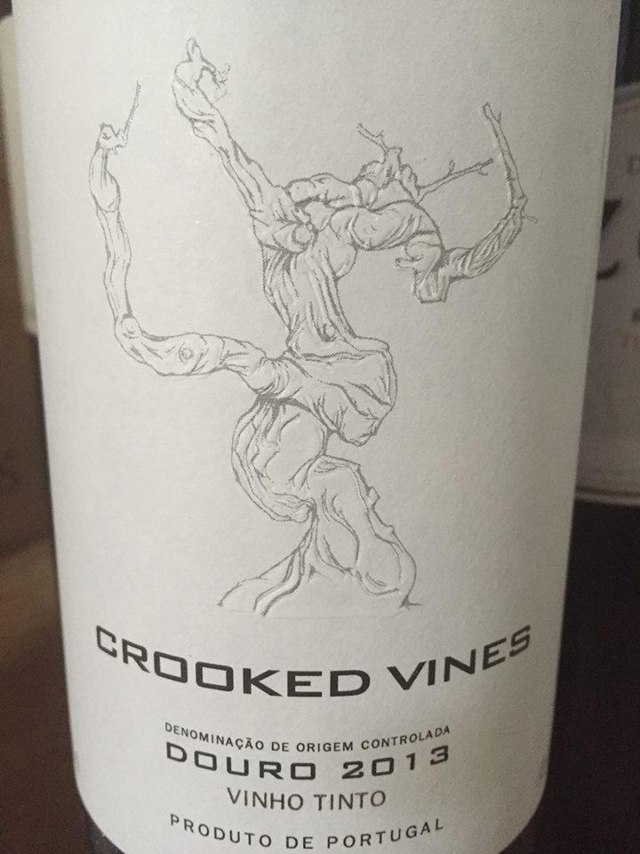 Quinta da Faisca – Crooked Vines 2013 – Douro