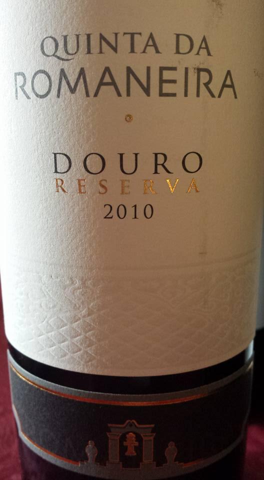Quinta da Romaneira – Reserva 2010 – Douro