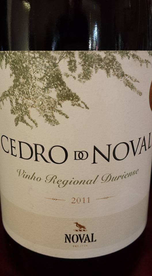 Quinta do Noval – Cedro do Noval 2011 – Vinho Regional Duriense – Douro
