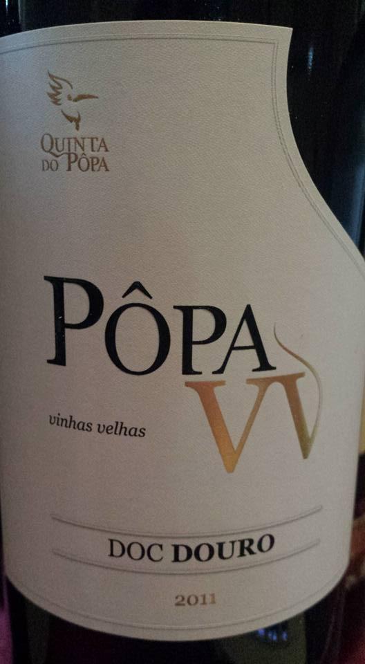 Quinta do Pôpa – Pôâ VV – Vinhas Velhas 2011 – Douro