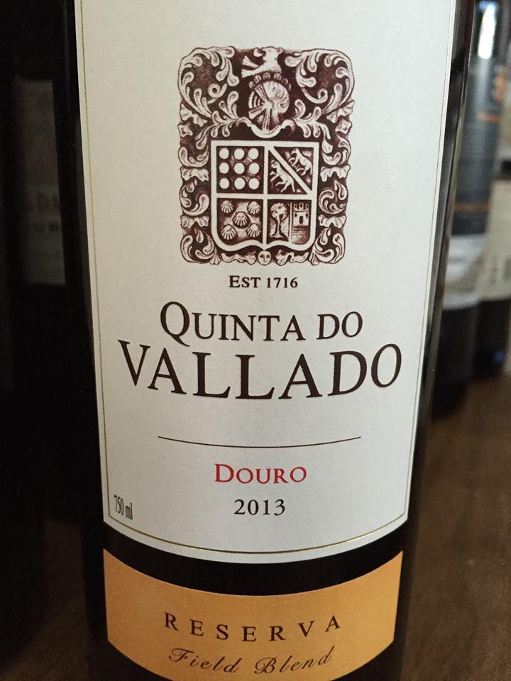Quinta do Vallado – Reserva Field Blend 2013 – Douro