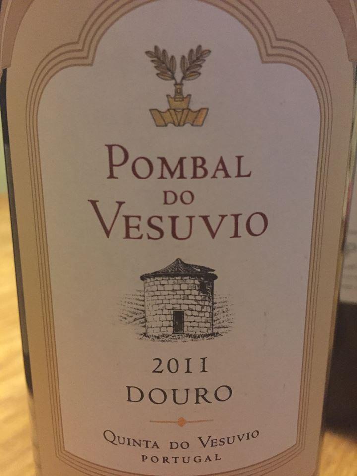 Quinta do Vesuvio – Pombal do Vesuvio 2011 – Douro – Symington