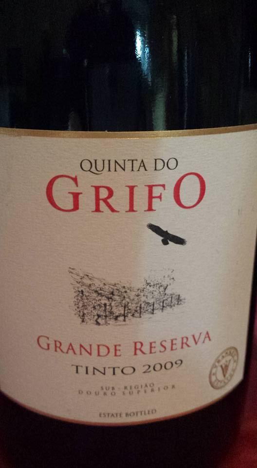 Rozès – Quinta do Grifo – Grande Reserva Tinto 2009 – Douro