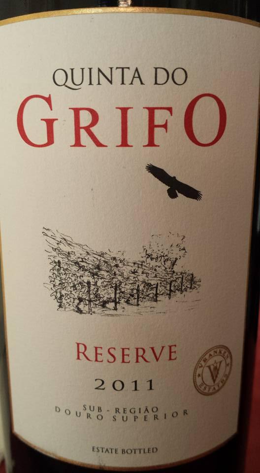 Rozès – Quinta do Grifo 2011 – Reserve – Douro